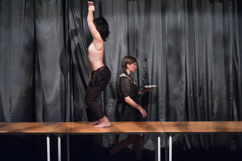Das Lux-Protokoll | backsteinhaus produktion | Tanztheater // Physical Theatre // Dance Theatre