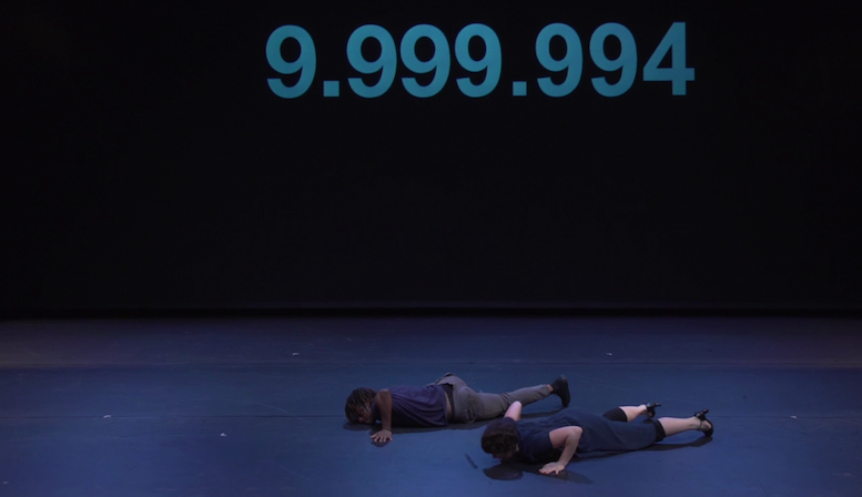 Ten million steps | backsteinhaus produktion | Tanztheater // Physical Theatre // Dance Theatre
